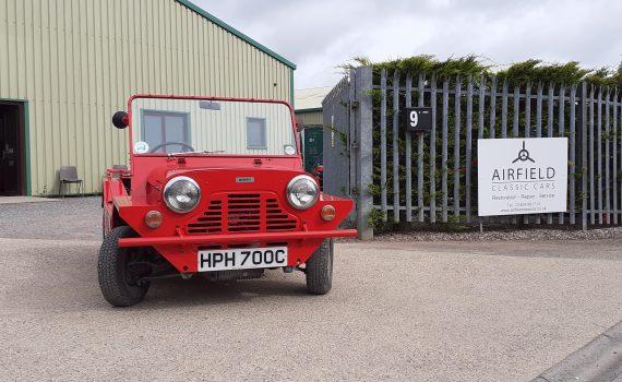 News • Airfield Classic Cars • The Latest Classic Car News